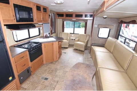 2013 Cherokee by Forest River