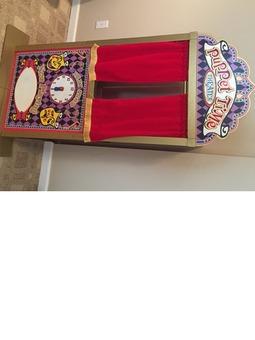Puppet Theater- Melissa & Doug