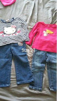 2T-Size Girls Small Girls Clothing